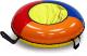 Тюбинг-ватрушка Тяни-Толкай 830мм Бюджет (тент, Норм) -