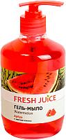 Мыло жидкое Fresh Juice Арбуз (460мл) -