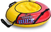 Тюбинг-ватрушка Тяни-Толкай 930мм Snow Rock (тент, Норм) -