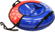 Тюбинг-ватрушка Тяни-Толкай 930мм Снежинки (тент, Норм) -