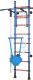 Детский спортивный комплекс Polini Kids Sport Turbo (синий) -