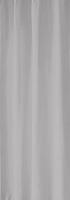 Шторка-занавеска для ванны Sealskin TXT Coloris 232211311 (180x200, светло-серый) -