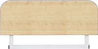 Приставка для стола Polini Kids Для растущей парты боковая / 0001777.92 (55x20, натуральный/серый) -