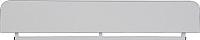 Приставка для стола Polini Kids Для растущей парты задняя / 0001775.55 (120x20, белый/серый) -
