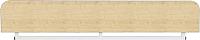 Приставка для стола Polini Kids Для растущей парты задняя / 0001775.92 (120x20, натуральный/серый) -