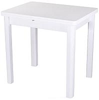 Обеденный стол Домотека Дрезден М2 (белый/04) -