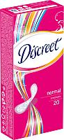 Прокладки ежедневные Discreet Normal (20шт) -