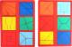 Развивающая игра Smile Decor Сложи квадрат Б. П. Никитин. 2 уровень / Н002 -