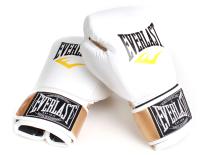 Боксерские перчатки Everlast D104 10oz (белый) -