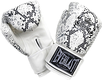 Боксерские перчатки Everlast D113 8oz (белый) -