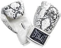 Боксерские перчатки Everlast D114 10oz (белый) -