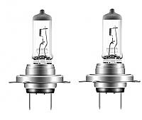 Комплект автомобильных ламп Osram H7 64210ULT-HCB -