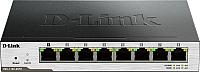 Коммутатор D-Link DGS-1100-08PD -