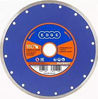 Отрезной диск алмазный PATRIOT Edge 230x25.4 (сплошной) -