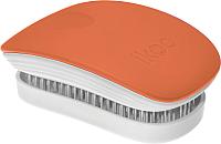 Расческа Ikoo Pocket Paradise Orange Blossom White -