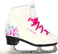 Коньки фигурные Ice Blade Blue Pink (р-р 35) -