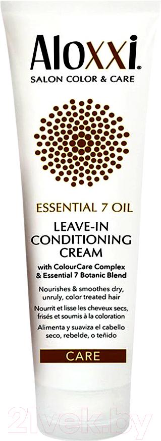 Купить Крем для волос Aloxxi, Essential 7 Oil несмываемый восстанавливающий (200мл), Сша