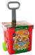 Детская тележка Haiyuanquan Для покупок с продуктами / 661-92 -