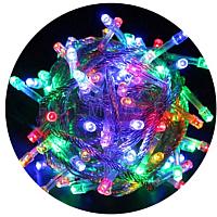 Светодиодная бахрома ETP FS-200LED (1.8x0.6м, мульти) -