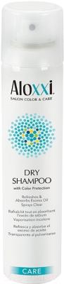 Сухой шампунь для волос Aloxxi