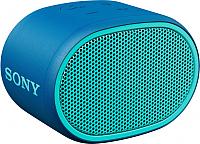 Портативная колонка Sony SRS-XB01 / SRSXB01L.RU2 (синий) -