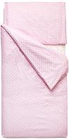 Детское постельное белье Martoo Comfy B / CMB-3-PN (розовый/бежевый) -