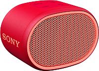 Портативная колонка Sony SRS-XB01 / SRSXB01R.RU2 (красный) -