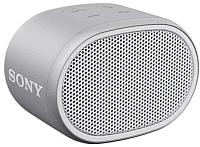 Портативная колонка Sony SRS-XB01 / SRSXB01W.RU2 (белый) -