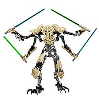 Конструктор Decool Звездные войны Генерал Гривус / 9016 -