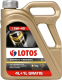 Моторное масло Lotos Synthetic Turbodiesel SAE 5W40 (4+1л) -