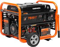 Бензиновый генератор Daewoo Power GDA 8500E -