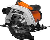 Дисковая пила Daewoo Power DAS 1500-190 -