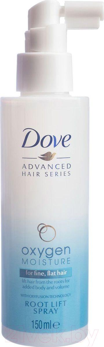 Купить Спрей для волос Dove, Advanced Hair Series объем легкость кислорода (150мл), Россия