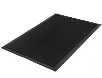 Коврик грязезащитный Kovroff Стандарт ребристый 40x60 / 20101 (черный) -