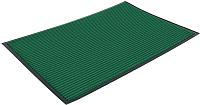 Коврик грязезащитный Kovroff Стандарт ребристый 50x80 / 20206 (зеленый) -
