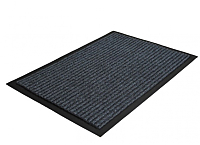 Коврик грязезащитный Kovroff Стандарт ребристый 60x90 / 20302 (серый) -