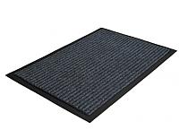 Коврик грязезащитный Kovroff Стандарт ребристый 80x120 / 20902 (серый) -