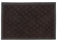 Коврик грязезащитный Kovroff Галант ребристый 40x60 / 50103 (коричневый) -