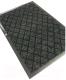 Коврик грязезащитный Kovroff Галант ребристый 60x90 / 50302 (серый) -
