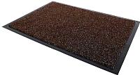 Коврик грязезащитный Kovroff Лофт ребристый 50x80 / 80203 (коричневый) -
