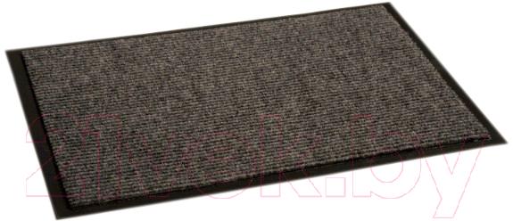 Купить Коврик грязезащитный Kovroff, Комфорт ребристый 40x60 / 40102 (серый), Россия