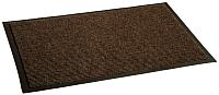 Коврик грязезащитный Kovroff Комфорт ребристый 50x80 / 40203 (коричневый) -