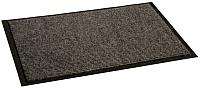 Коврик грязезащитный Kovroff Комфорт ребристый 50x80 / 40202 (серый) -