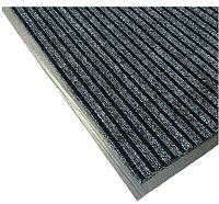 Коврик грязезащитный Kovroff Барьер ребристый 40x60 / 21502 (серый) -
