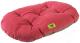 Лежанка для животных Ferplast Relax C 65 / 82065099 (красный/черный) -