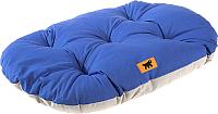Лежанка для животных Ferplast Relax C 78 / 82078099 (синий/серый) -