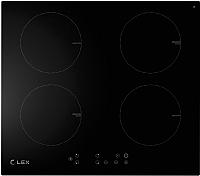 Индукционная варочная панель Lex EVI 640-1 BL / CHYO000181 -
