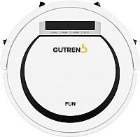 Робот-пылесос Gutrend Fun 120 / G120WB (белый/черный) -