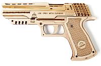 Сборная модель Ugears Пистолет Вольф-01 -