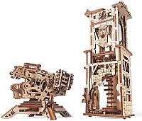 Сборная модель Ugears Башня-аркбалиста -